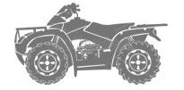 Квадроциклы ATV